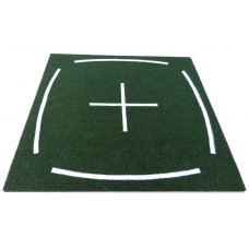 InSwing Golf Tee Turf 20 Teaching Mat