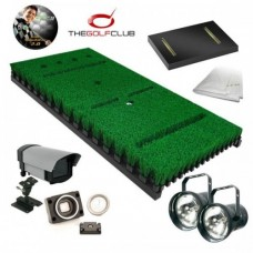 ProTee Base Pack 2 Golf Simulator with Putting Mat Sensor - Exclusive Discount