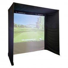 EASYSIM Golf Simulator Enclosure